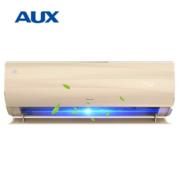 奥克斯(AUX)大1.5匹 变频 一级能效 KFR-35GW/BpAYA800(A1) 智能WIFI 快速冷暖 挂机空调