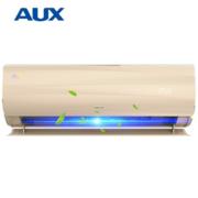 奥克斯(AUX)大1匹 变频 一级能效 KFR-26GW/BpAYA800(A1) 智能WIFI 快速冷暖 挂机空调