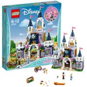 乐高 灰姑娘的梦幻城堡41154 拼装益智礼盒