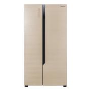 海信(Hisense) BCD-590WTGVBP 590升 对开门 冰箱 风冷无霜 尚誉金