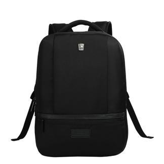 爱华仕(OIWAS)时尚商务双肩背包大容量休闲旅游背包男女电脑包