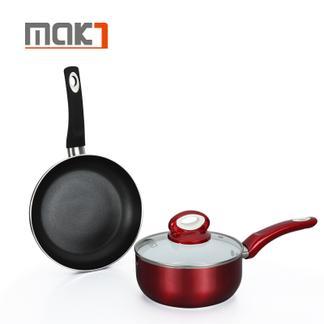 MAK7圣安德鲁斯两件套汤锅+煎盘
