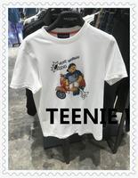 Teenie Weenie小熊男装18年夏款短袖TNRW82401K-00【惠逛.惠买】