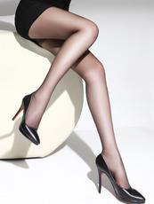 I'd爱帝女士夏季新品真丝防勾丝连裤袜(6331X丝袜)单条装