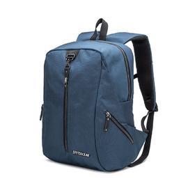 瑞士军刀SWISSGEAR双肩背包男商务笔记本电脑包15英寸大容量防泼水双肩包欧美时尚休闲书包 SA8106