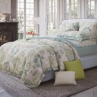 宜庭 艾利克绗缝毯(150*200)110221057