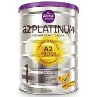 保税区 新西兰A2白金版婴儿配方奶粉 1段 900克