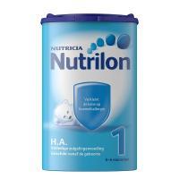 保税区  荷兰牛栏半水解奶粉1段