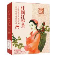 胡庆余堂 桂圆红枣茶固体饮料 12克*10 女性常备养生饮