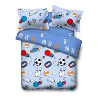 多喜爱三件套纯棉印花学生宿舍床上三件套单人床品开学季
