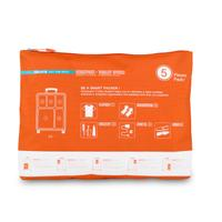 爱华仕旅行收纳袋五件套OCP1168 时尚简约实用收纳包旅游出行 收纳包袋套装