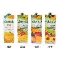 内克塔尔进口果汁饮料1L*4 四种口味