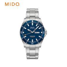 Mido美度领航者系列 钢带大表盘机械男表M026.430.11.041.00
