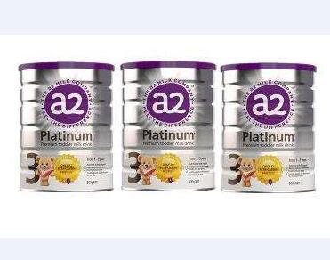 【3罐装】【澳洲直邮 包税包邮】A2白金系列婴幼儿奶粉3段 新版本 AY