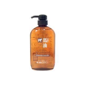 熊野油脂(咖思美)马油洗发水600ml