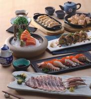 仓桥家精致日式料理二人套餐