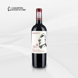 卡门大酒庄M9赤霞珠干红葡萄酒 智利原瓶原装进口