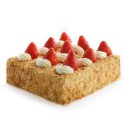 草莓拿破仑/Strawberry Millefeuille
