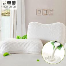 花果果 女士乳胶枕 天然乳胶柔软舒适 缓解疲惫