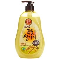 【超级生活馆】爱敬谷物洗涤剂(米糠)750ml(编码:439283)