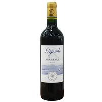 【超级生活馆】拉菲传奇波尔多红葡萄酒750ml(编码:581267)