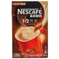 【天顺园店】雀巢咖啡1+2特浓91g(编码:514891)