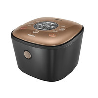 Philips/飞利浦 HD4558 智芯回漩IH智能多功能4L家用电饭煲