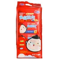 【超级生活馆】心相印儿童卫生系列8片装湿巾8包组合装(编码:554132)