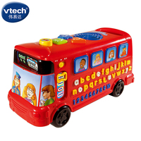 tech伟易达 字母巴士80-064818 英语26个字母学习机儿童益智玩具1-3岁