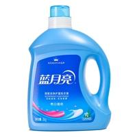 【红光】蓝月亮亮白洗衣液-自然 3000g/瓶 (条码:6902022137310)