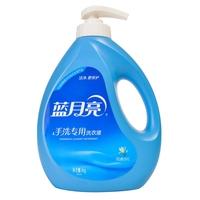 【红光】蓝月亮手洗专用洗衣液(白兰) 1000g/瓶 (条码:6902022137518)