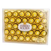 【红光】费列罗榛果巧克力32钻石 400g/盒  (条码:8000500067567)