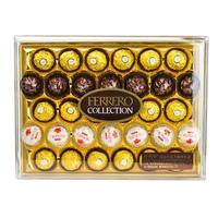 【红光】费列罗臻品巧克力糖果礼盒T32 364.3g/盒  (条码:8000500180730)