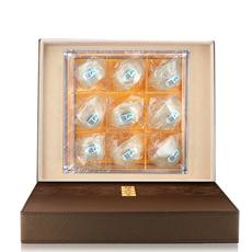 胡庆余堂 燕窝 65克白燕盏燕窝礼盒 印尼进口 金丝燕