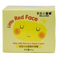 【超级生活馆】贝拉小蜜蜂宝宝小红脸修护面霜50g(编码:591364)