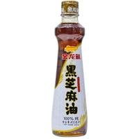 【超级生活馆】金龙鱼黑芝麻油400ml(编码:595066)