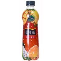 【超级生活馆】美汁源热带风味复和果汁420ml(编码:594726)
