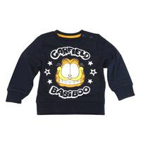 BABiBOO加菲猫童装2017新款男女童春秋冬季纯棉长袖卫衣GDSL792456
