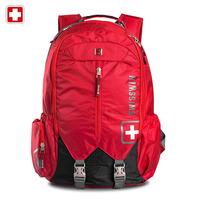 瑞士军刀 电脑双肩包登山包旅行包户外男女运动背包SW9176