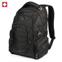 瑞士军刀 背包商务双肩包休闲旅行背包学生书包电脑包男女SW9275I