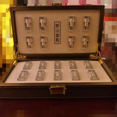 胡庆余堂 野山参粉0.5g/瓶*18瓶