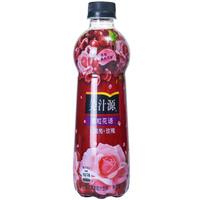 【天顺园店】美汁源玫瑰风味葡萄汁420ml(编码:594723)