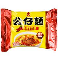 【超级生活馆】公仔劲辣牛肉味公仔面103g(编码:425722)
