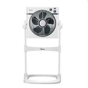 美的(Midea) KYS30-16A 白 4档风速,2小时定时、导风功能,后网罩可拆卸功能 电风扇