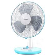 美的电风扇台扇台式风扇FT30-15A学生家用宿舍办公室台式电扇定时摇头12寸
