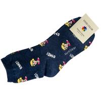 【超级生活馆】vividcolor女士棉袜(猫/鹿/点)(编码:567688)