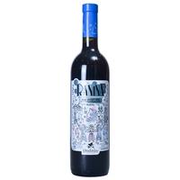 【超级生活馆】拉尼娜半甜红红葡萄酒750ml(编码:590116)