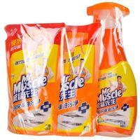 【天顺园店】威猛油污(柠檬)500g+420g*2(编码:595767)
