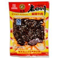 【超级生活馆】老四川麻辣牛肉160g(编码:591241)