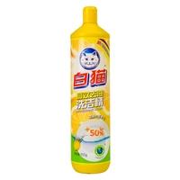 【超级生活馆】白猫去油洗洁精900g(编码:117607)